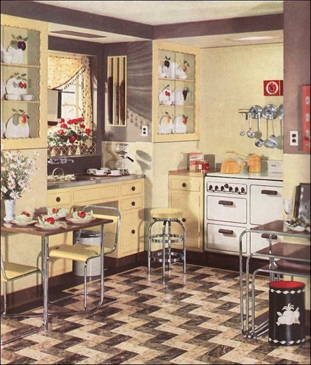 1930-retro-chrome-kitchen-582x684